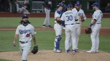 Dodgers decisions in fateful fifth inning backfire in NLCS Game 2 loss to Braves