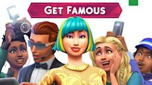 Reach for the Stars With the Sims 4™ Get Famous, Available Now