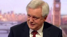 There is no time to give MPs a meaningful vote on the Brexit deal, David Davis says