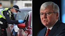 'It doesn't work': Kevin Rudd calls for new lockdown strategy in Australia