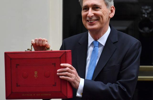 The UK Autumn Budget gets tough on tech companies and tax