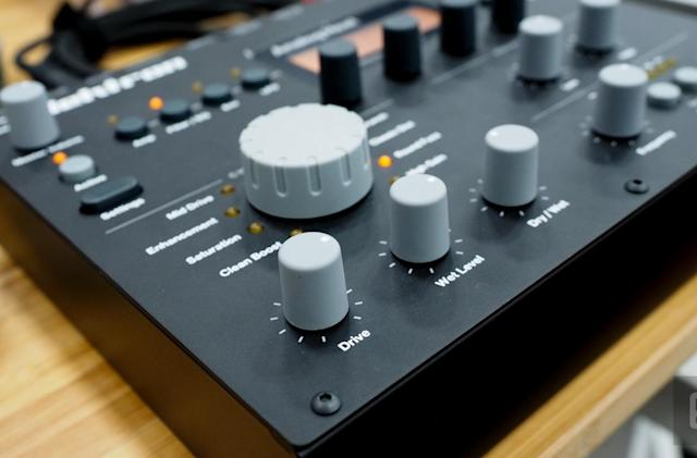 Elektron's Analog Heat upgrades your synth and drum machine