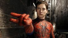 Tobey Maguire Endorses New Spider-Man Tom Holland