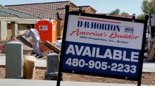 D.R. Horton Is Lonely Homebuilder In Big Cap 20: Why?