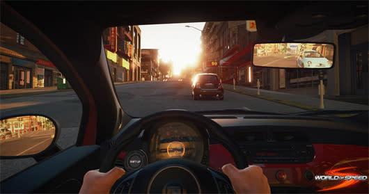 Gamescom 2014: World of Speed's team racing trailer