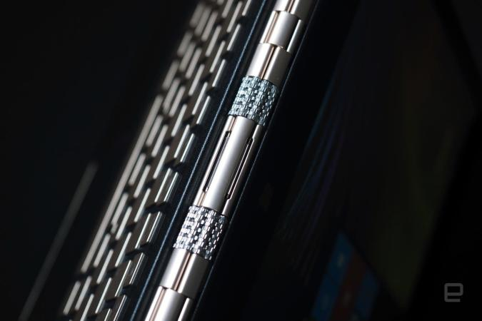 Lenovo says the Yoga 900s is the world's thinnest convertible