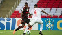 Flamengo fica no empate com o Bragantino e perde a chance de ser líder isolado do Brasileiro