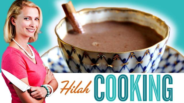 Hilah Cooking | Mexican Hot Chocolate