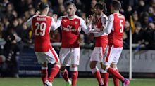 Sutton's Deacon dares to dream but Arsenal finally end FA Cup fairytale