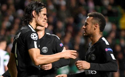 Guerra entre Neymar y Cavani. ¿Quién lanzará el próximo penalti del PSG?