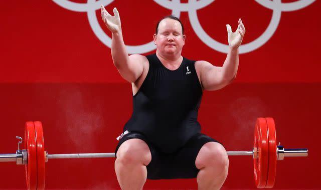 Tokyo Olympics: Transgender weightlifter Laurel Hubbard ...