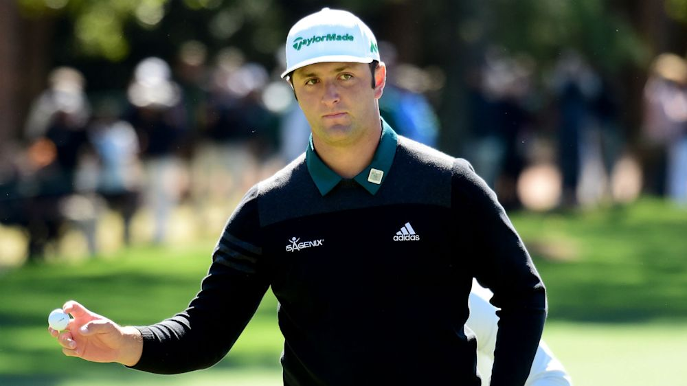 Rahm paying little attention to rookie history in Masters bid