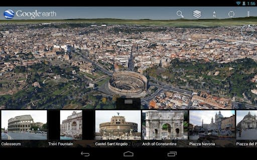 Google Earth 7.0 for Android brings new, super-detailed 3D maps for some cities (update: video)