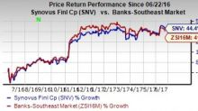 Synovus Rides on Inorganic Growth Strategy: Time to Buy?