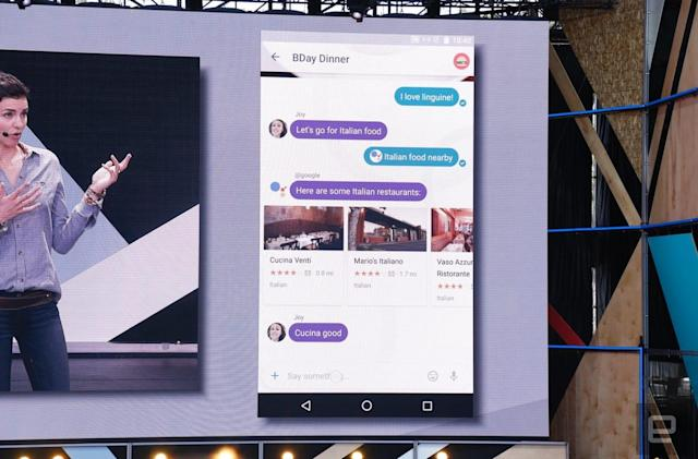 What the hell is Google Assistant?
