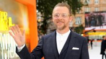 Simon Pegg faces driving ban after speeding 23mph over the limit in Mercedes GLE class
