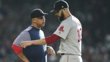 David Price shares thoughtful reaction to Red Sox rehiring Alex Cora