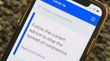 Coronavirus: Still no date for NHS contact tracing app
