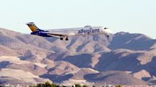 Allegiant stock tanks after '60 Minutes' story about safety problems