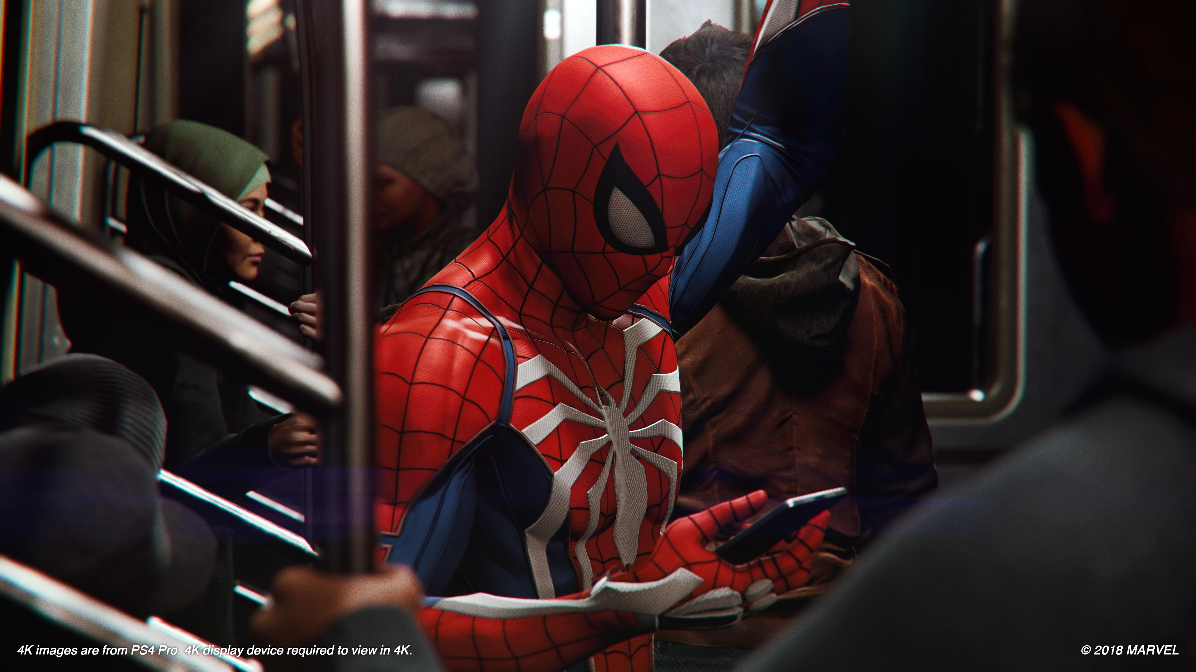 'Marvel's Spider-Man' review: An amazing story and spectacular combat