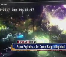 Bomb explodes outside Baghdad ice cream, killing 13