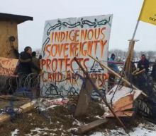 DAPL protesters refuse to leave camp ground
