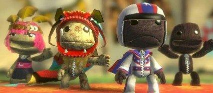 LittleBigPlanet scores most nominations for February's AIAA