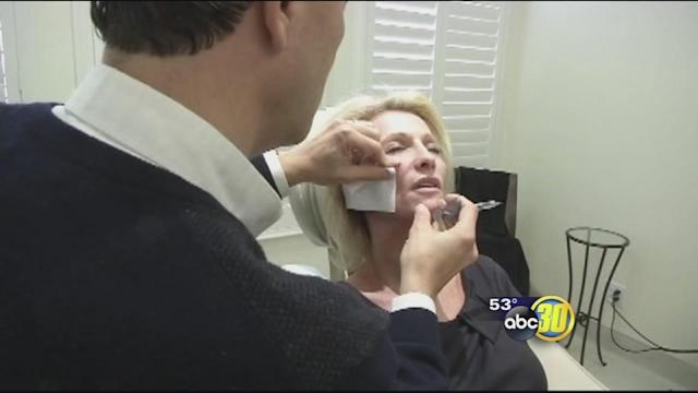 Doctors call new filler a 'facelift in a bottle'