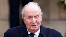 El rey emérito Juan Carlos abandona España tras acusaciones de corrupción