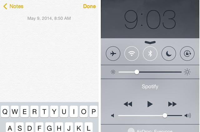 iPhone 101: How to use Control Center when the keyboard gets in the way