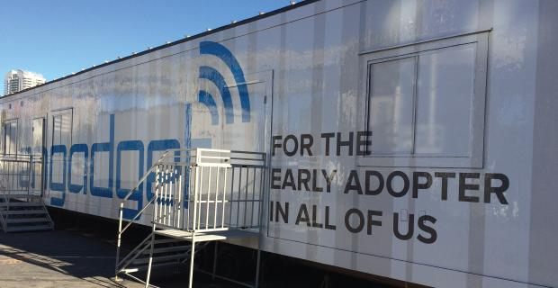 CES 2014, Day 2: Five signs you're at the biggest tech show on Earth