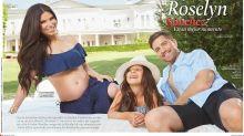 Roselyn Sánchez muestra su embarazo a sus 44 años; ¡será un varón!
