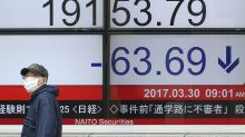 Asian markets fall as China liquidity concerns intensify