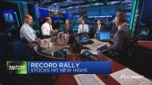 Market rotation through record rally has been 'incredible...
