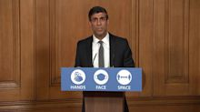 Rishi Sunak reaffirms Government's Winter Economy Plan as new restrictions introduced
