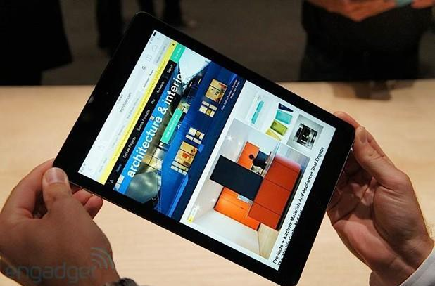 iPad Air coming to US Cellular and regional carriers starting November 8th