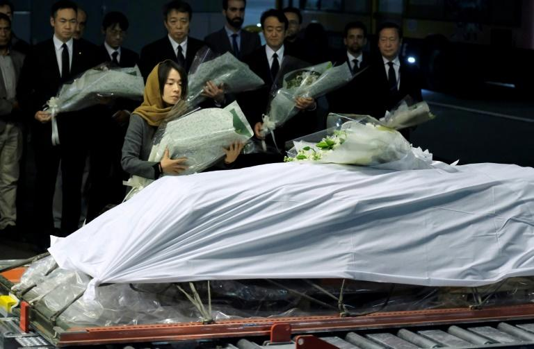 Afghanistan: Tetsu Nakamuras mortal remains sent back to Japan