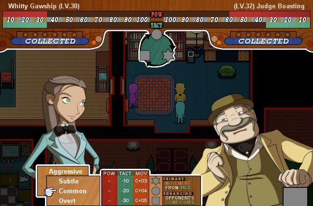 'Last Word' is an RPG about the power of debate
