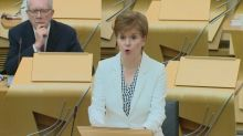 Sturgeon announces easing of restrictions in Scotland