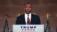 U.S. housing head Carson notes suggest friction with Trump aide tasked with ensuring loyalty