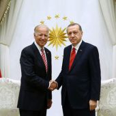 Biden seeks to ease Turkey tensions over coup suspect Gulen