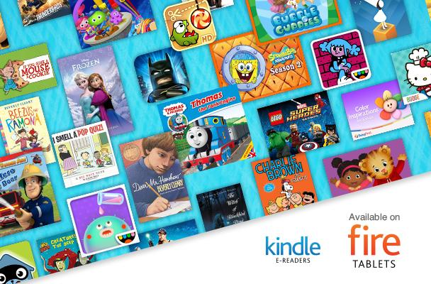 Amazon offers remote access to FreeTime parental controls