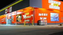 There's A Lot To Like About Super Retail Group's (ASX:SUL) Upcoming AU$0.20 Dividend