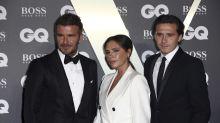 Brooklyn Beckham celebrates 21st birthday as Victoria and David get emotional