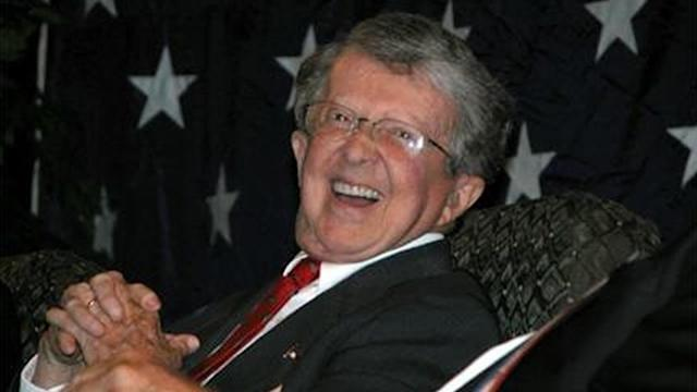 Former Governor Holshouser dies