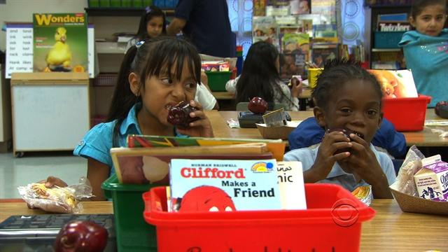 Schools work to feed hungry students