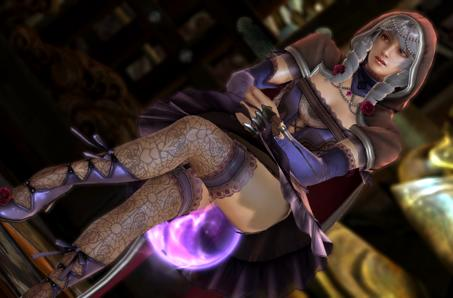 Astaroth and Viola join the cast of SoulCalibur 5