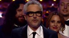 Roma ya roza el Oscar tras hacer historia en los BAFTA