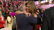 Hoda Kotb's Fiancé Joel Schiffman Appears on Today Show for the First Time: 'It's Super Sweet'