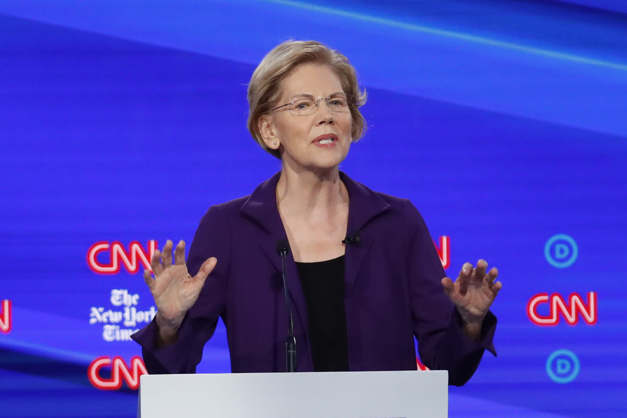 The best advice for investors who are scared of Elizabeth Warren
